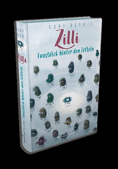 Zilli - Faustdick hinter den Zotteln
