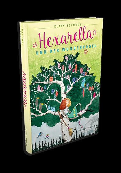Hexarella und der Wundervogel